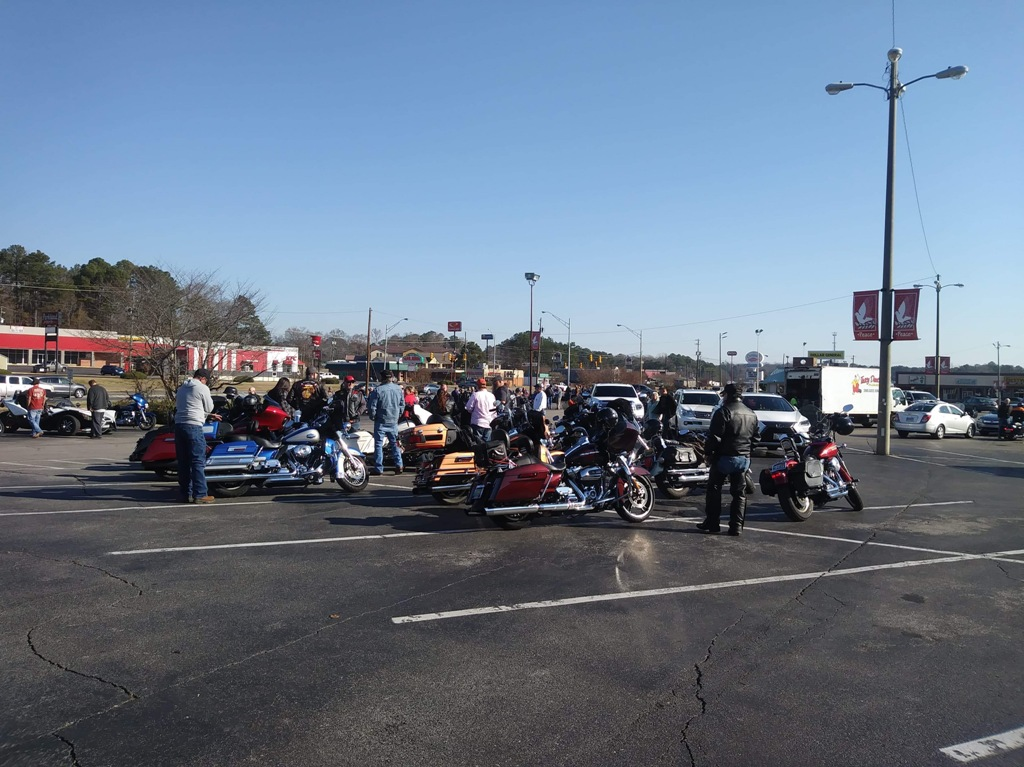 2019 Eldridge Childrens Home Toy Run 11
