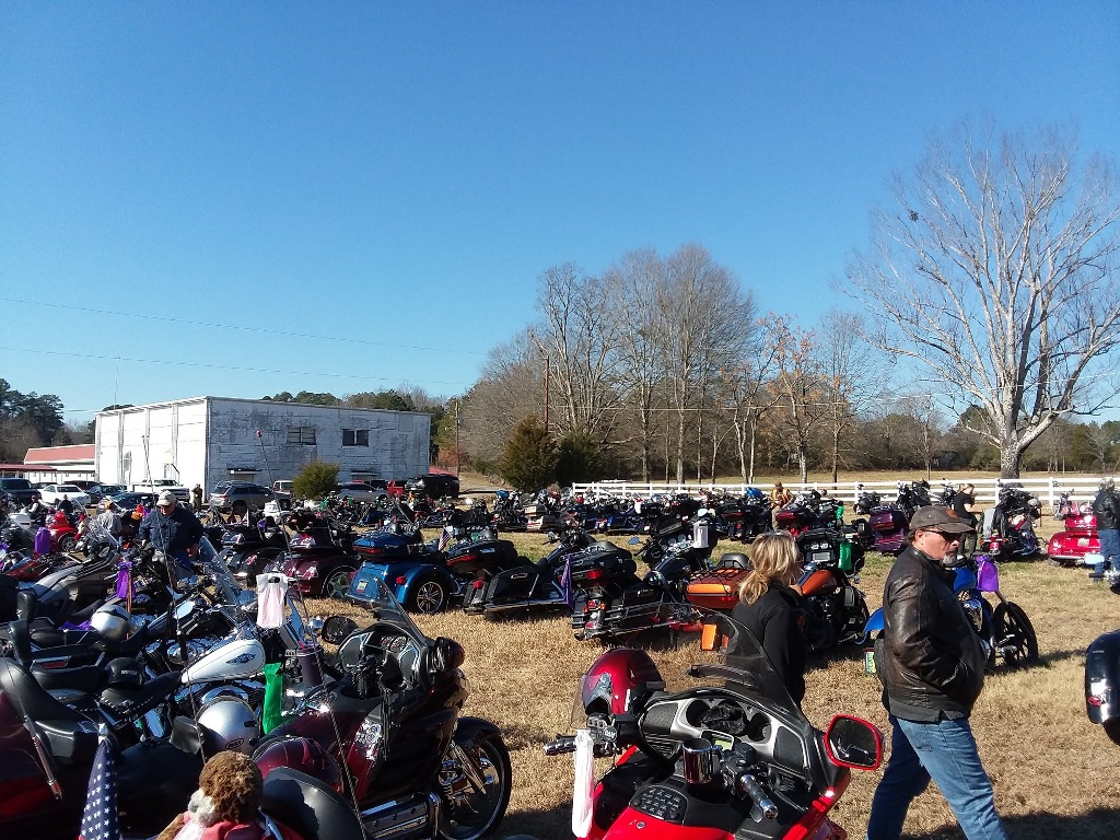 2019 Eldridge Childrens Home Toy Run 14
