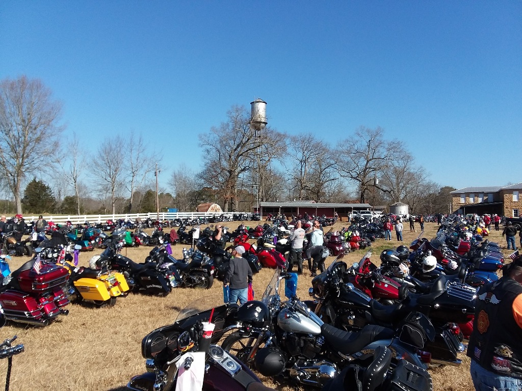 2019 Eldridge Childrens Home Toy Run 16