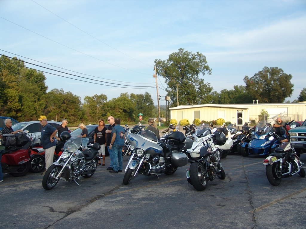 2020 Legion Post 107 Hosts Faith Riders Blessing of the Bikes 18