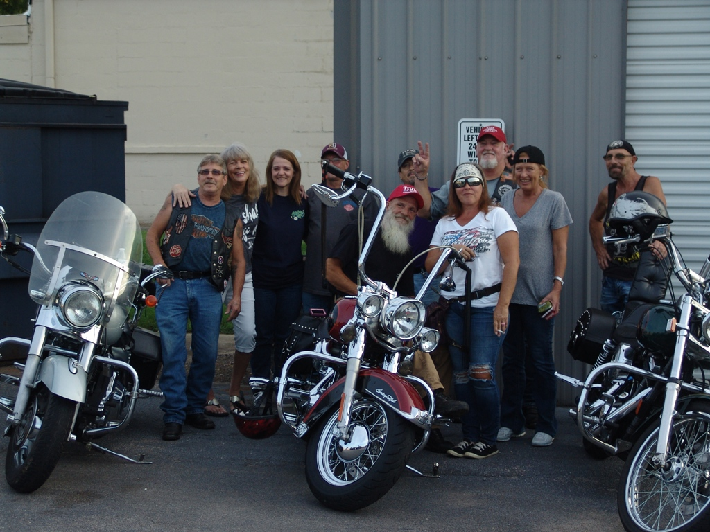 2020 Legion Post 107 Hosts Faith Riders Blessing of the Bikes 27