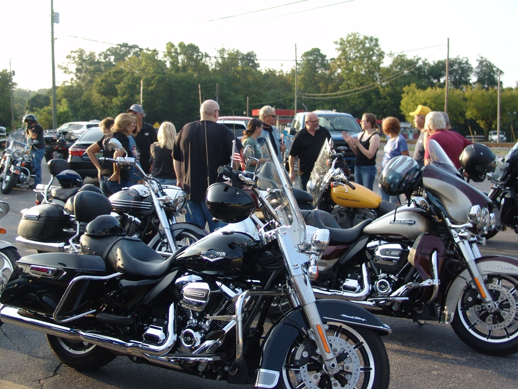 2020 Legion Post 107 Hosts Faith Riders Blessing of the Bikes 7