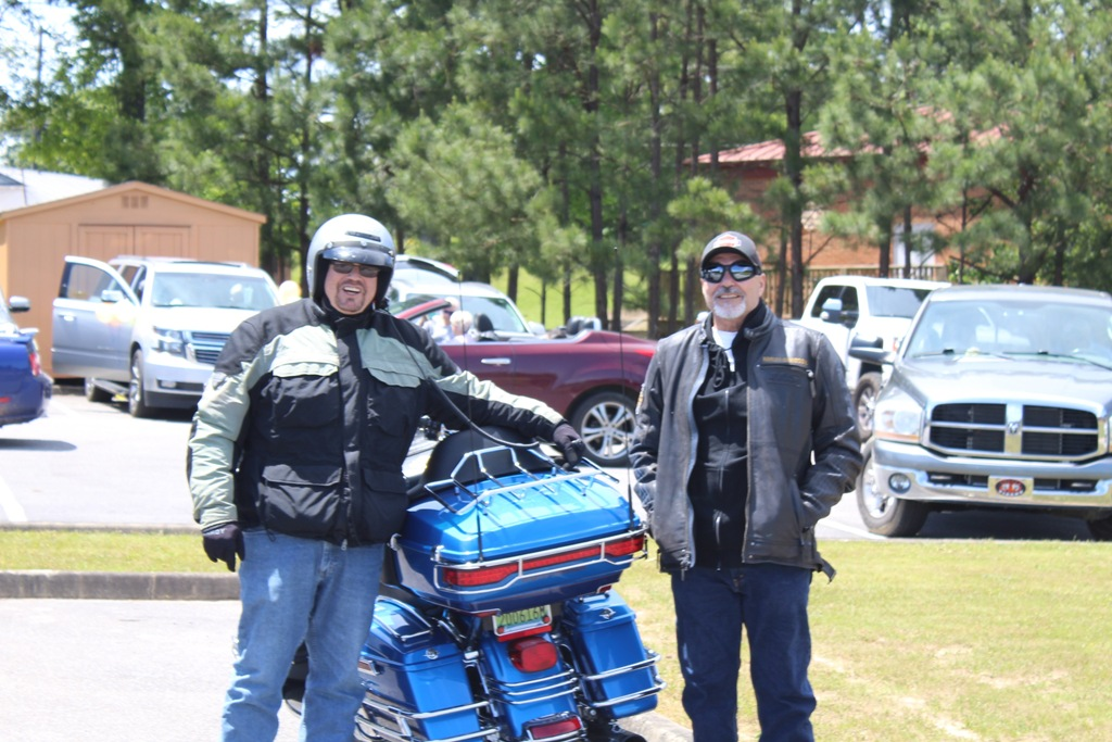 2020 Pardae ride to Heflin Nursing Home with Bernie McMichael 8