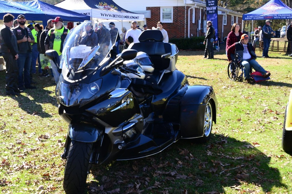 2020 Eldridge Toy Run 22