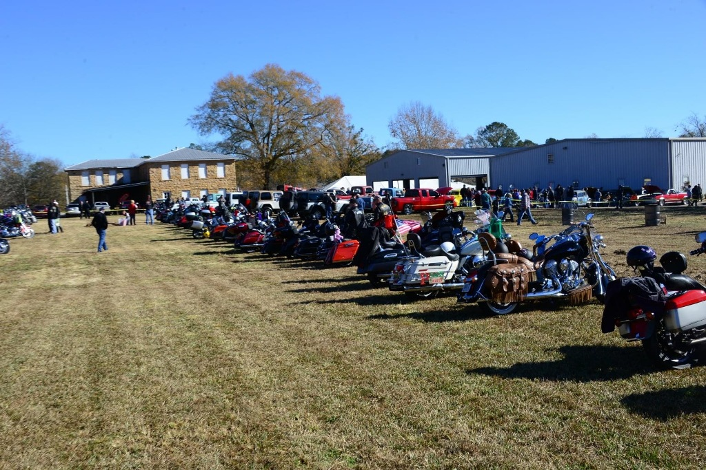 2020 Eldridge Toy Run 23