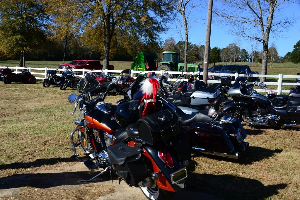 2020 Eldridge Toy Run 24