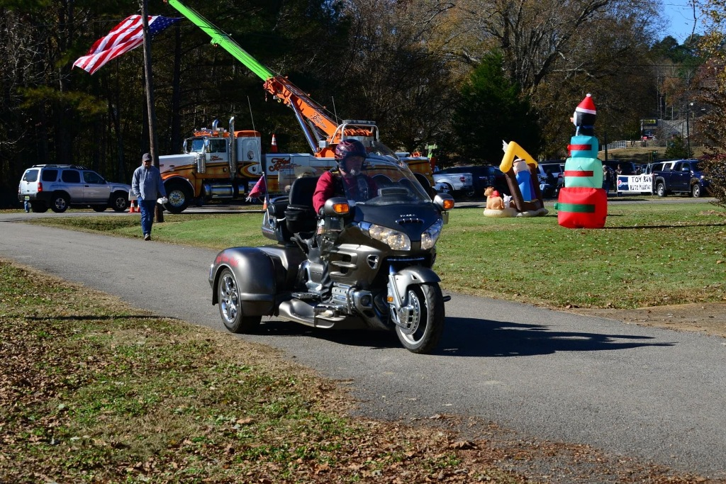 2020 Eldridge Toy Run 25
