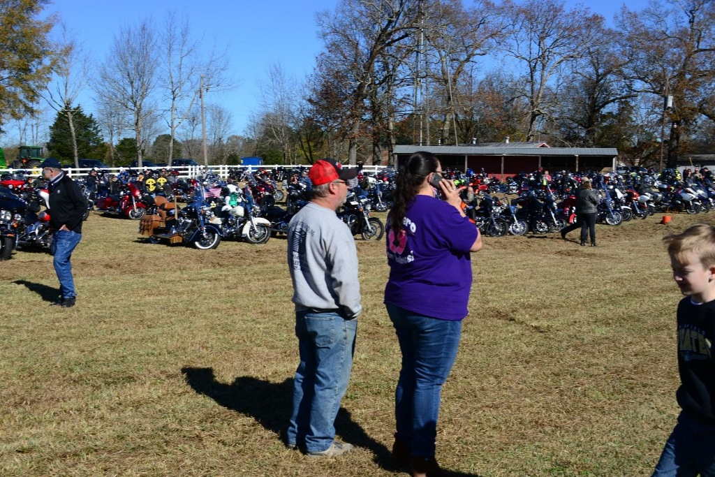 2020 Eldridge Toy Run 26