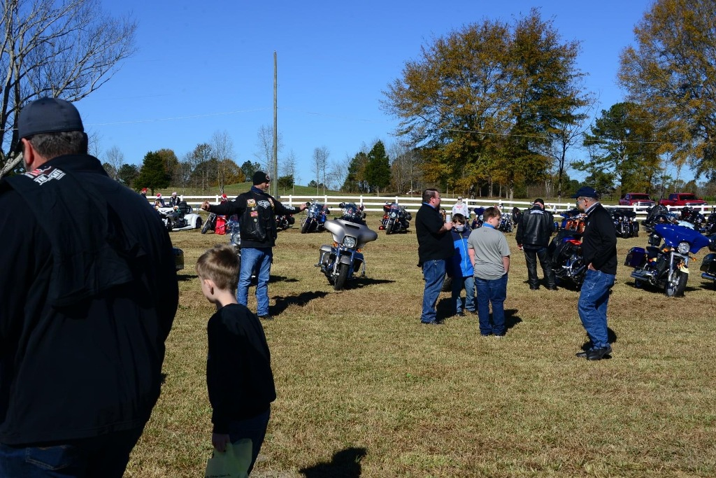 2020 Eldridge Toy Run 28