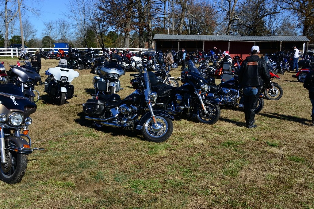2020 Eldridge Toy Run 29