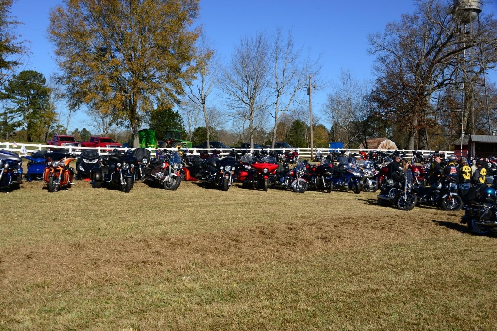 2020 Eldridge Toy Run 30