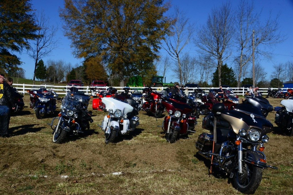 2020 Eldridge Toy Run 31