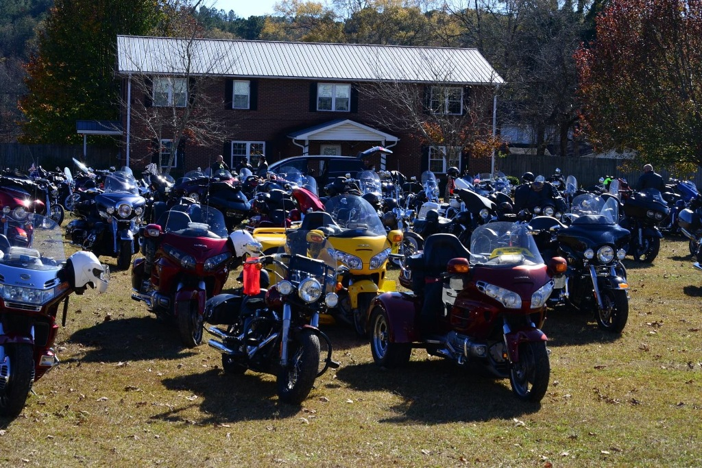 2020 Eldridge Toy Run 32