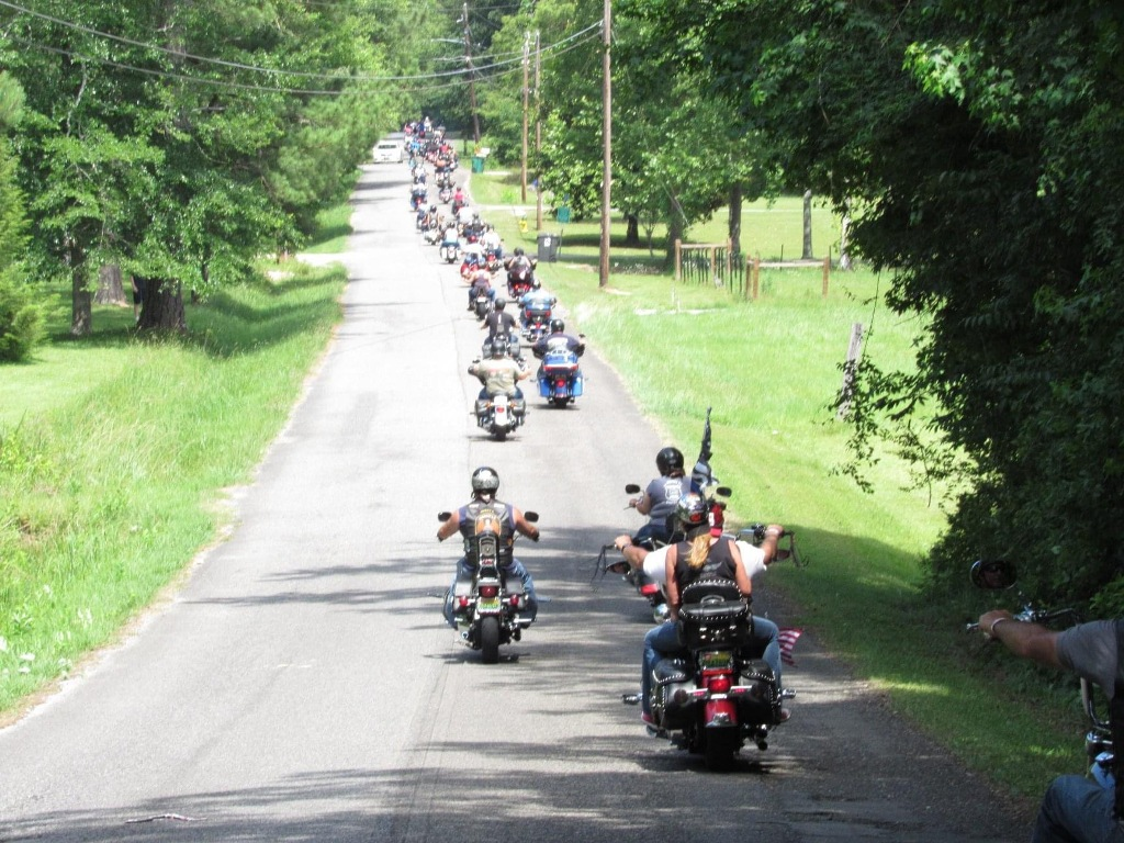 2020 Ride to honor Lt. Stephen Williams 18