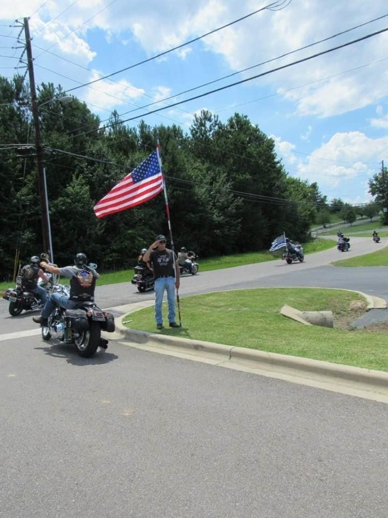 2020 Ride to honor Lt. Stephen Williams 21