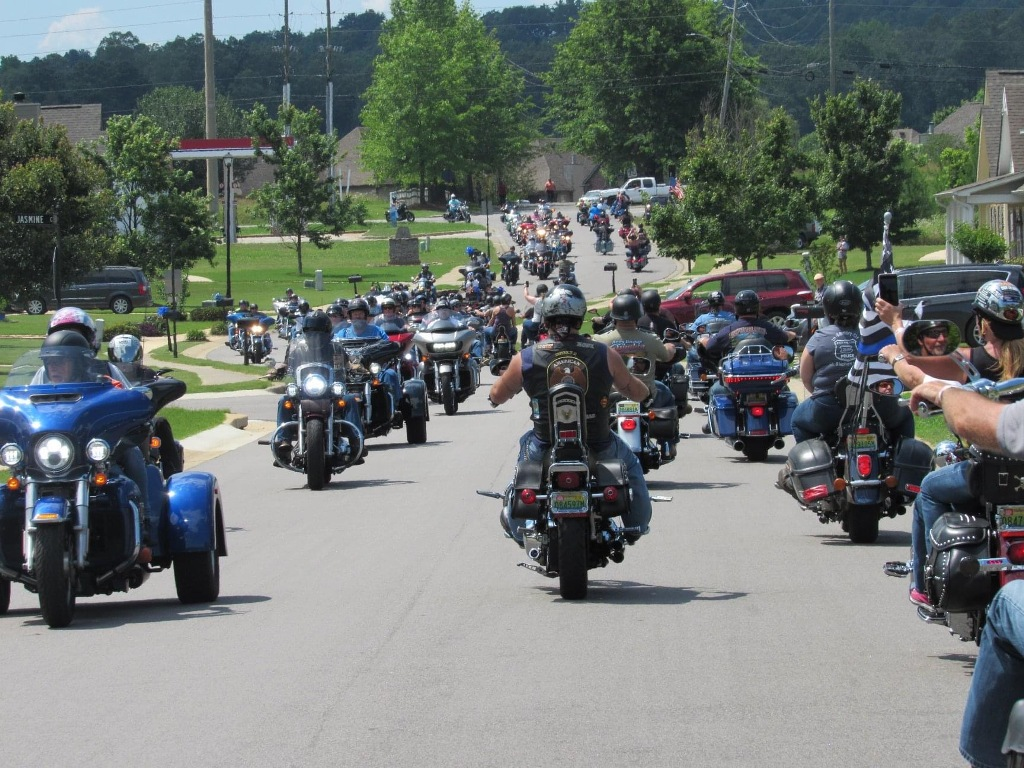 2020 Ride to honor Lt. Stephen Williams 28