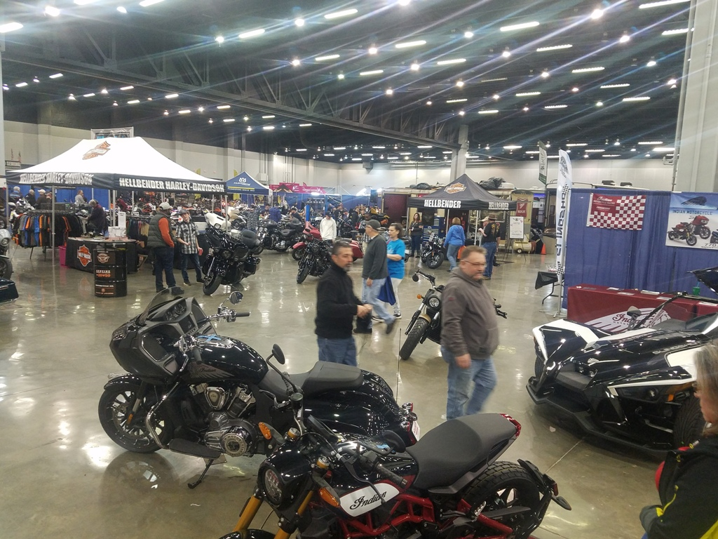 great american motorcycle show 2 Ga Rob Duve