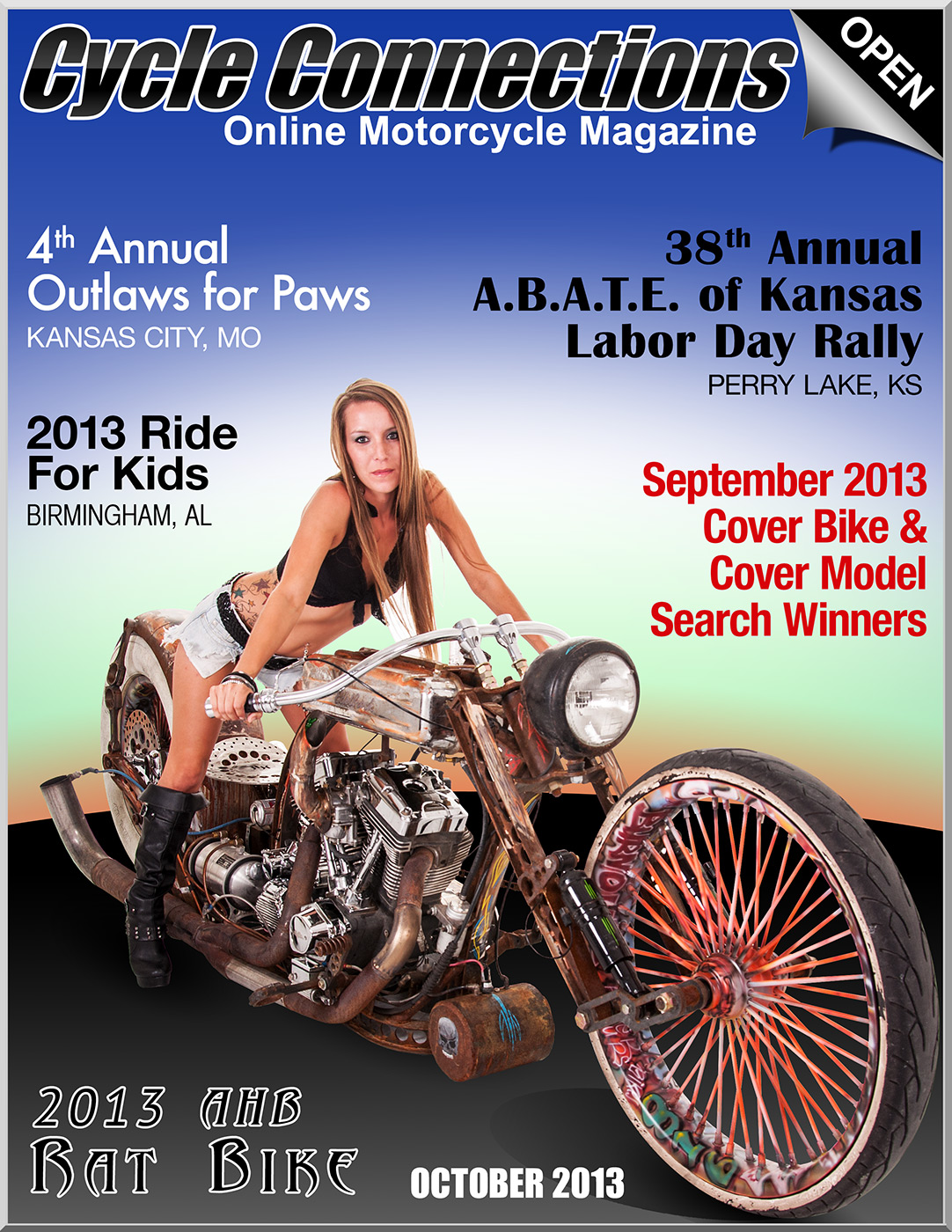 Cycle Connections Online Motorcycle Magazine