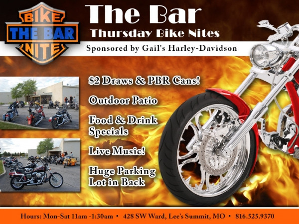 The Bar Bike Night