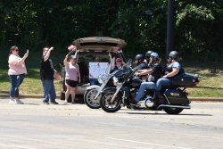 Saints MC of Cullman, Al. 4th Annual Miracle League Ride