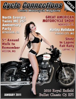 2010 Royal Enfield Bullet Classic C5 EFI & Cover Model Christina
