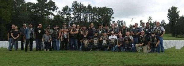 Matthew Blount Memorial Ride for Wreaths across America                                                By: Doug McDaniel