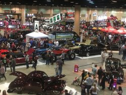 49th Annual O'Reilly Auto Parts World of Wheels-Birmingham, Al.