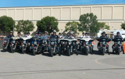 2013 Heartland Police Motorcycle Challenge - Independence, Missouri