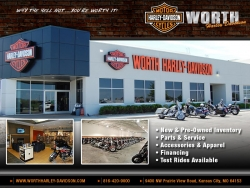 Worth Harley-Davidson