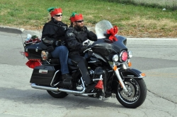 25th Annual Toys for Tots Ride - Rawhide Harley-Davidson - Olathe, Kansas