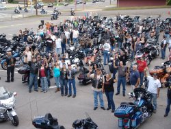 12th Annual 9-11 Commemorative Ride - Birmingham, Alabama