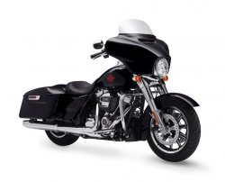 HARLEY-DAVIDSON ELECTRA GLIDE STANDARD DELIVERS AN ELEMENTAL TOURING EXPERIENCE POWERED BY THE MILWAUKEE-EIGHT ENGINE