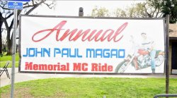 7th Annual John Paul Magao Memorial Ride – Visalia, California