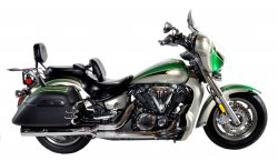 "2008 Yamaha V Star 1300 ""Monster Glide"""
