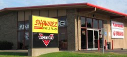 Biker Build-Off Team Building at Shawnee Cycle Plaza - Shawnee, Kansas