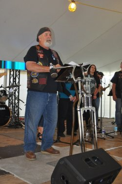 Biker Sunday at Heart of God Fellowship - Buckner, Missouri