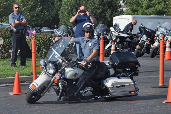 2016 Heartland Police Motorcycle Challenge - Grandview, Missouri