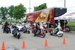 Indian Demo Rides at Indian Motorcycle Kansas City - Olathe, Kansas