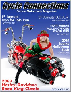 2003 Harley-Davidson Road King Classic & Cover Model Michelle