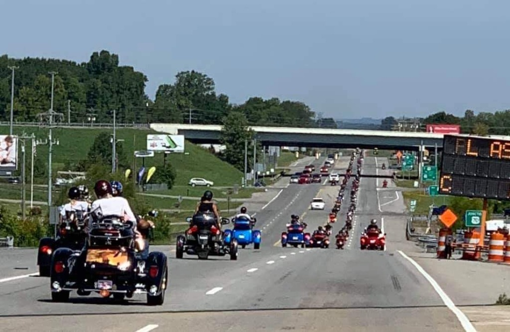 2019 Fallen Brothers Memorial Ride TN 10