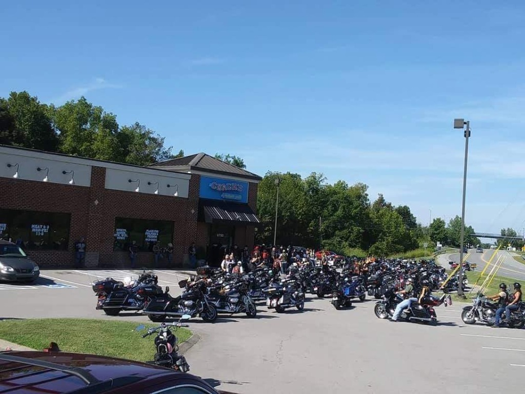2019 Fallen Brothers Memorial Ride TN 12