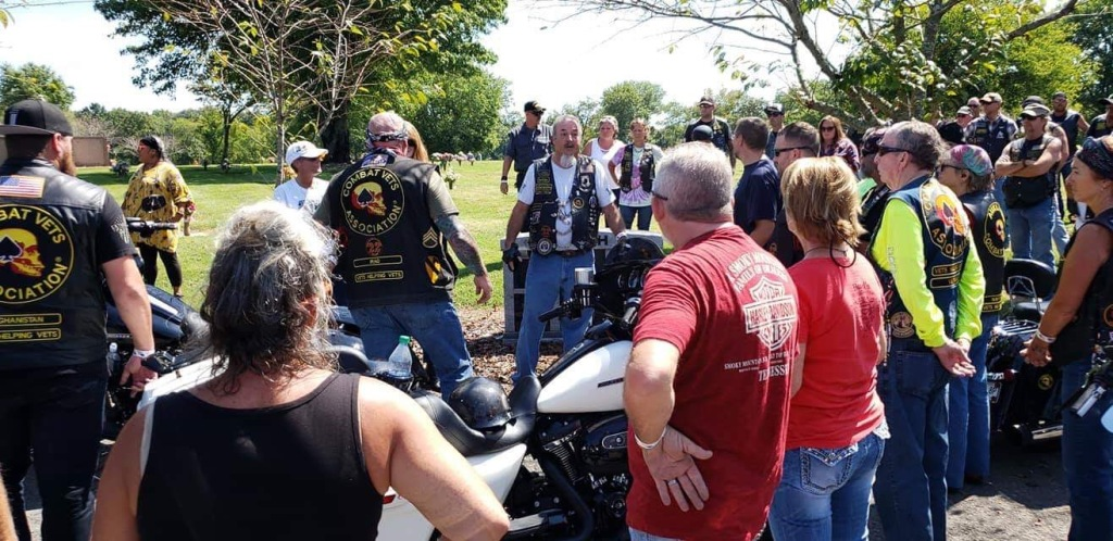2019 Fallen Brothers Memorial Ride TN 29