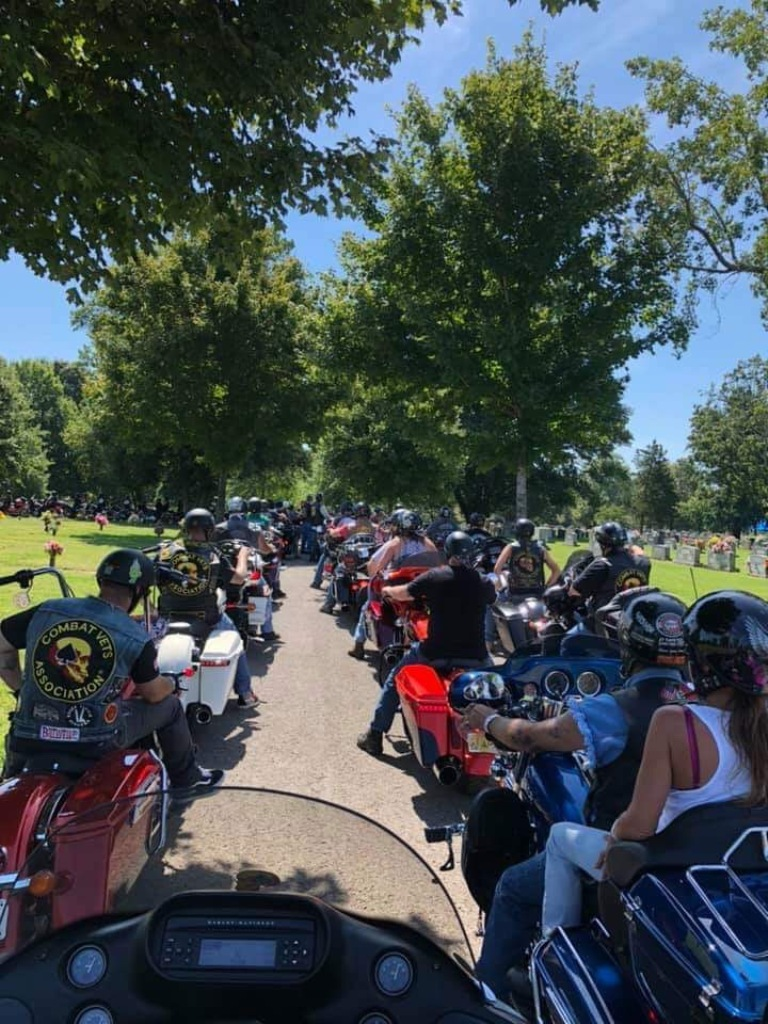 2019 Fallen Brothers Memorial Ride TN 6