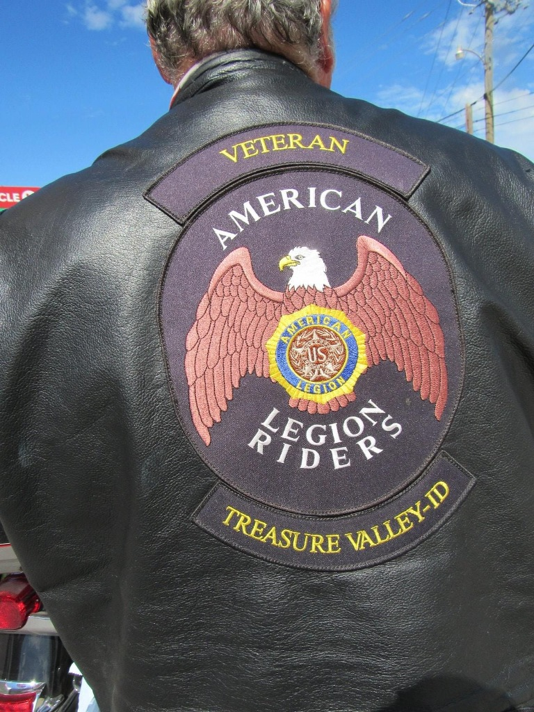 2020 Fallen Soldiers memorial cross country ride 3