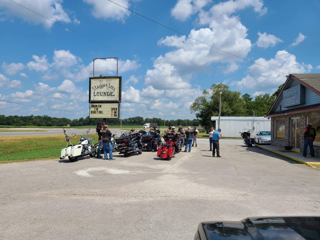 2020 Saints MC nortwest Beast Feast and Poker Run 12