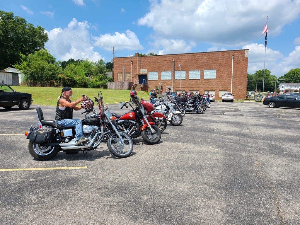 2020 Saints MC nortwest Beast Feast and Poker Run 3