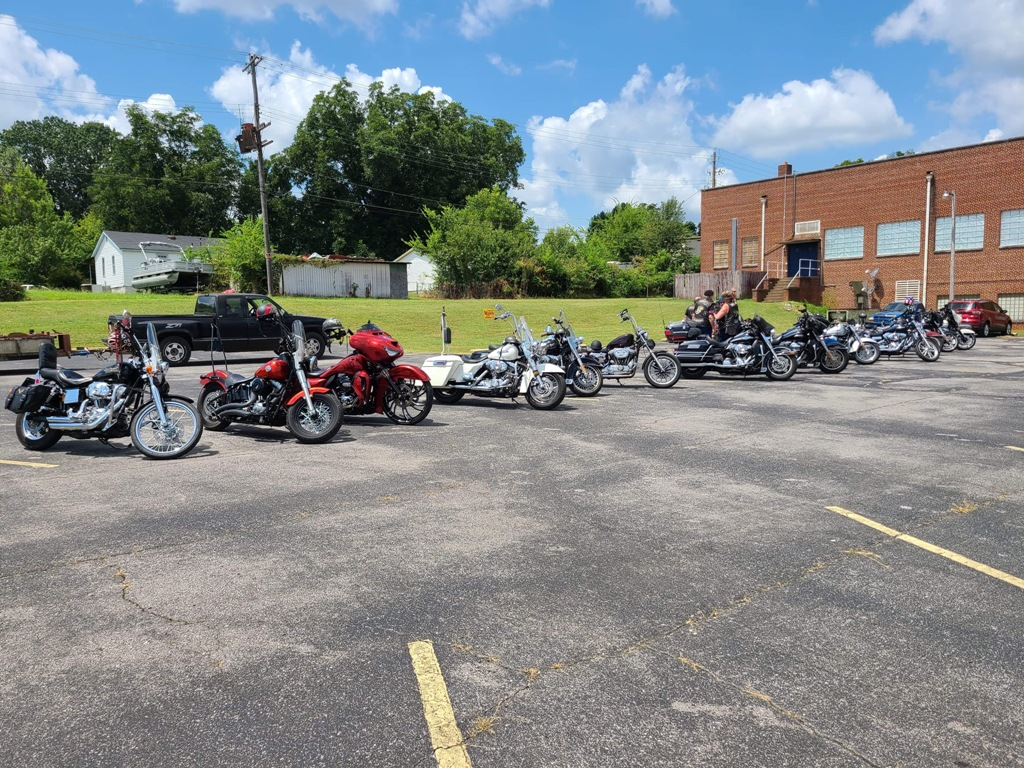 2020 Saints MC nortwest Beast Feast and Poker Run 6