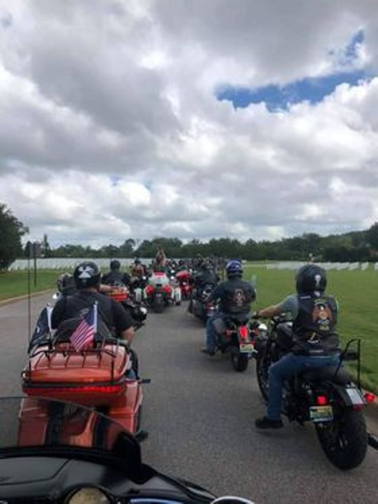 2020 Matthew Blount memorial ride for wreaths across America 1