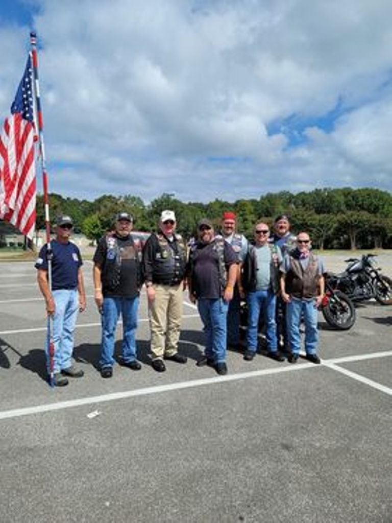 2020 Matthew Blount memorial ride for wreaths across America 3