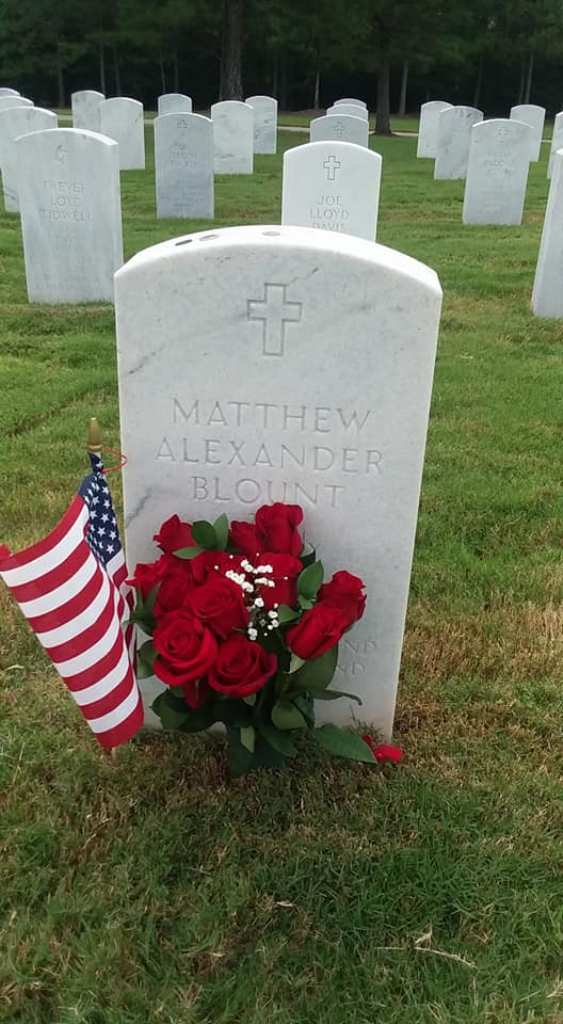 2020 Matthew Blount memorial ride for wreaths across America 5